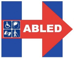 Hillary for the disABLED logo