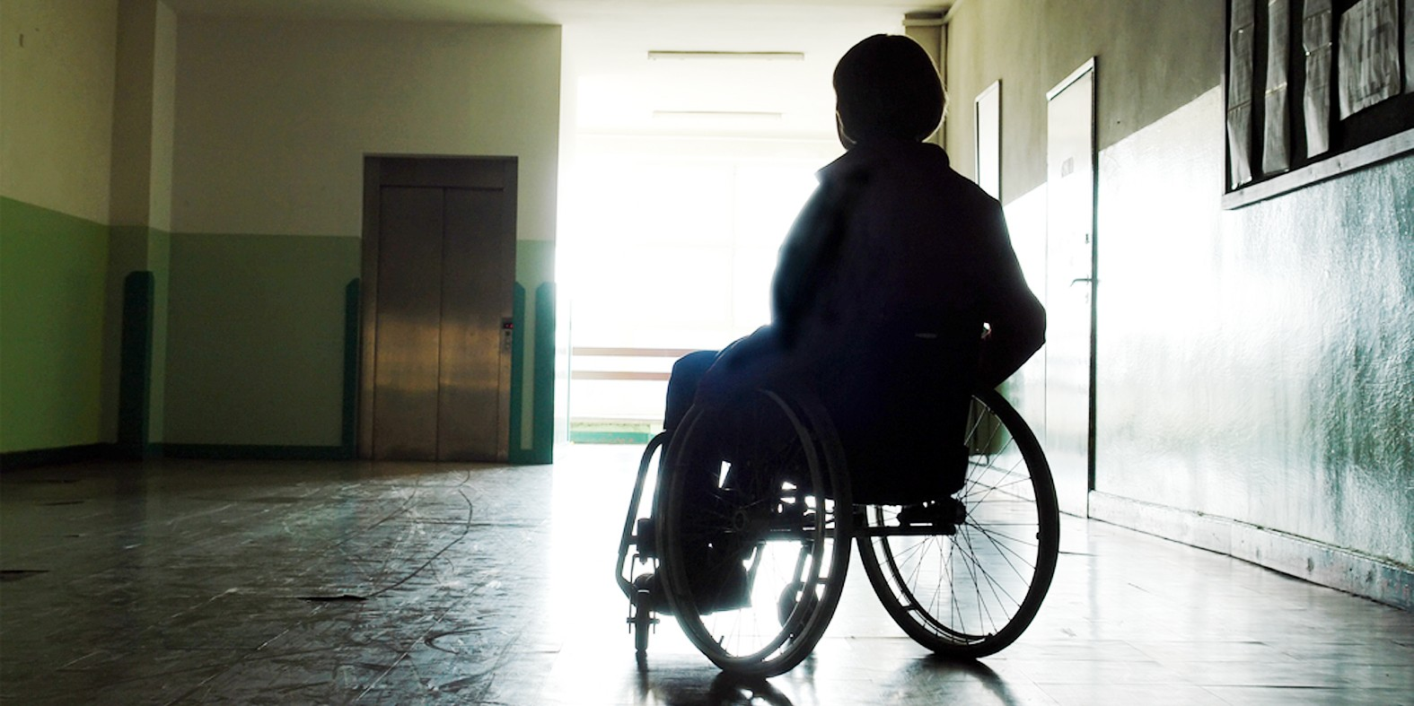 People with disabilities are twice as likely to be victims of crime