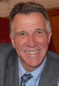 Headshot of Phil Scott smiline
