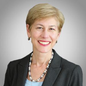 official headshot of Deborah Ross against gray background