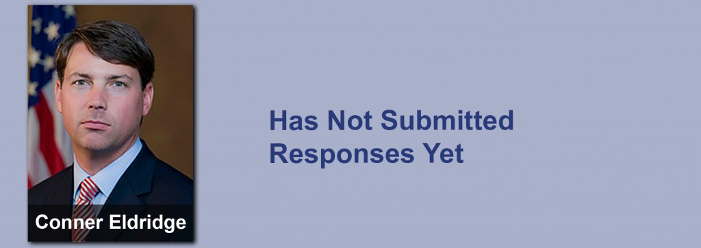 Conner Eldridge has not submitted his responses yet.