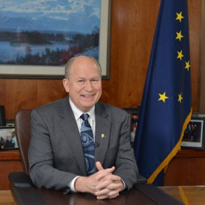 Governor Bill Walker official photo