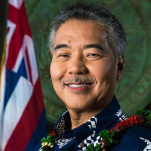 David Ige headshot