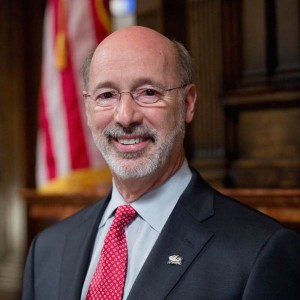 Tom Wolf headshot