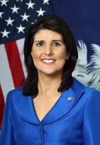 Gov. Nikki Haley