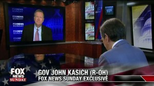 Gov. Kasich on Fox News Sunday