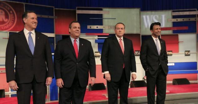 Undercard GOP Fox Business Network - Wall Street Journal Debate