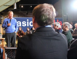 Gov. John Kasich answers RespectAbility Fellow James Trouts question