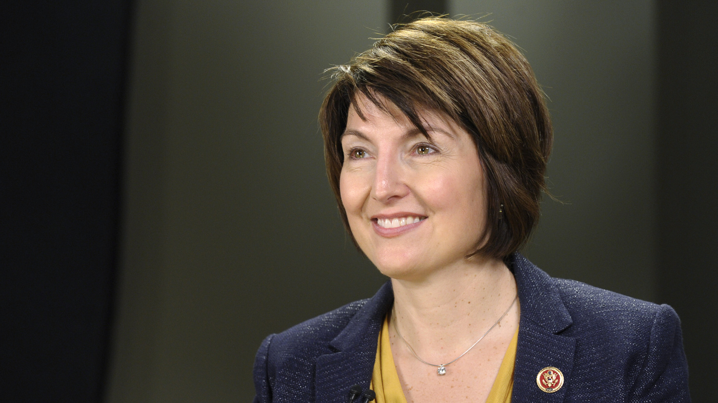 Rep. Cathy McMorris Rodgers of Washington gave the GOP response to President Obama's State of the Union address in 2014.