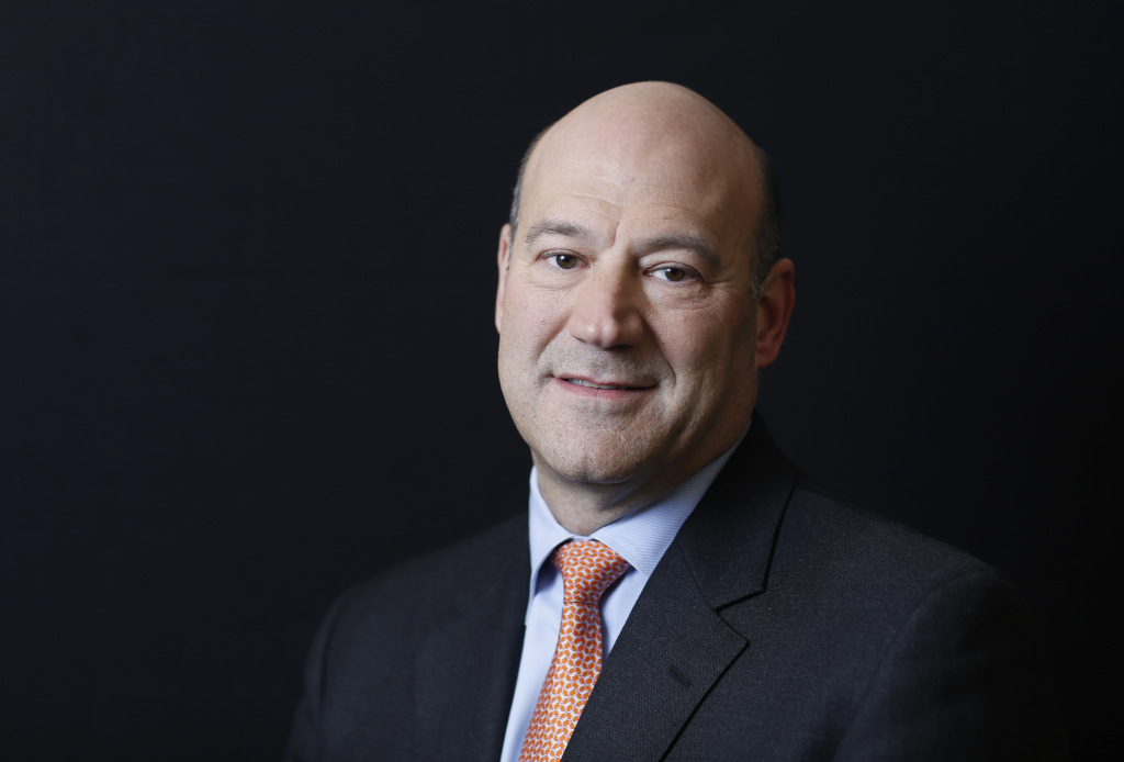 Gary Cohn headshot in a suit