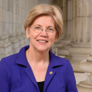 Headshot of Elizabeth Warren