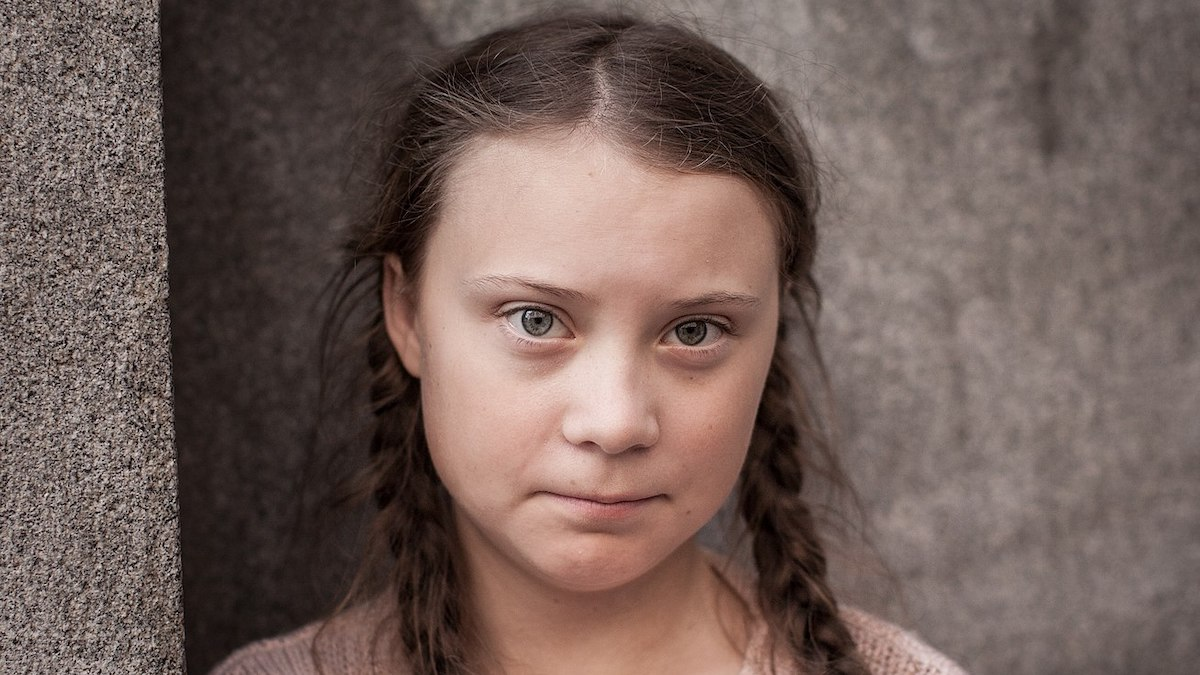 Climate change activist Greta Thunberg, who is on the autism spectrum