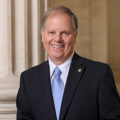 headshot Doug Jones