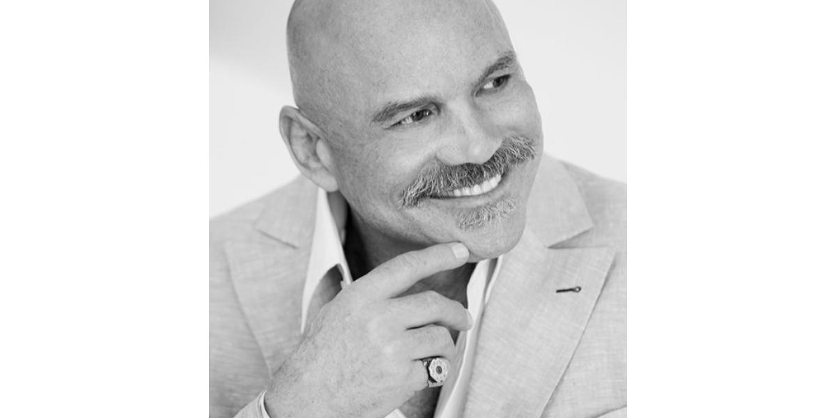 Patrick Kilpatrick smiling headshot