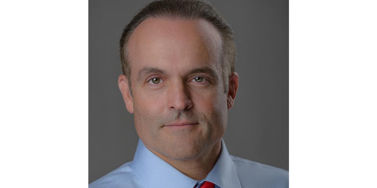 Headshot of Dr. Brandon Ross