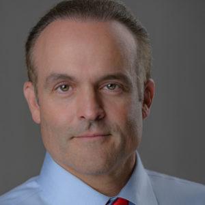 Dr. Brandon Ross headshot