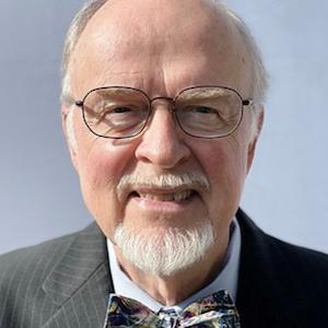 Dr. James G. Hanink headshot smiling
